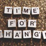 Czas na zmiany napis